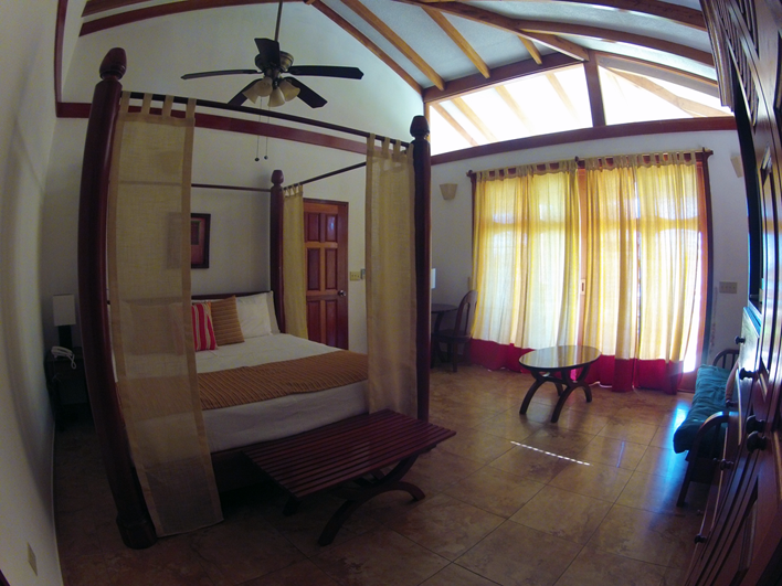 Master Suite at Hopkins Bay