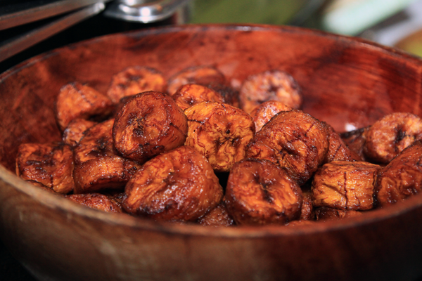 Plantains are a staple in Belizean cuisine and Elvi's makes some of the best I have ever tried.